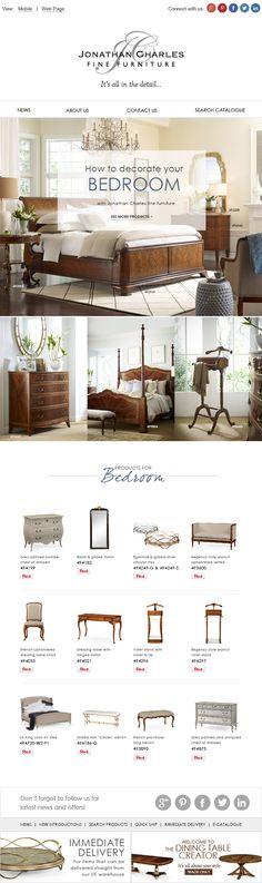 How to decorate your Bedroom #jonathancharles #Furniture #InteriorDesign #decorex #hpmkt #Bedroom