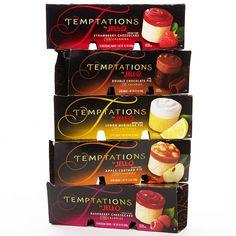 Best (premade) Dessert: Temptations by JELL-O