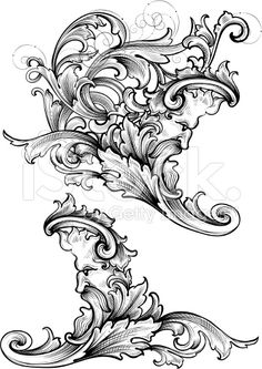 Image detail for -Victorian Faces Royalty Free Stock Vector Art Illustration Drawings With Meaning, Filigree Tattoo, Tattoos To Cover Scars, Ornament Drawing, Engraving Art, Star Wars Tattoo, Carving Designs, Filigree Design, Gravure