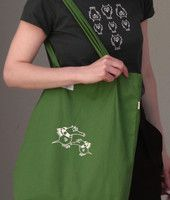 Armas kangaskassi.Armas tote bag. Ecologically and ethically produced. Organic cotton.
