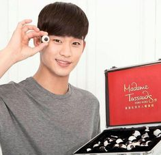 Kim Soo Hyun to get his own wax statue at Madame Tussauds Hong Kong! | allkpop.com