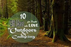 Unique Camping Gifts Outdoors
