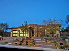 Forzano Residence - contemporary - exterior - las vegas - Pinnacle Architectural Studio