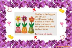 13 Best Happy Mothers Day Verses For cards: Short Free Mothers Day Verses For Kids | Happy Mothers day 2016 Images,wishes, wallpapers,quotes,message,hindi shayari,sayings,poems,status