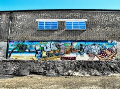 Southend mural. Image by Niall Green on Flickr.