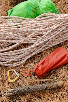 How to Hang a Bear Bag - #let s get campy