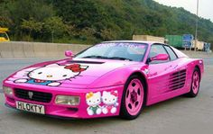 I know someone who would love this car.