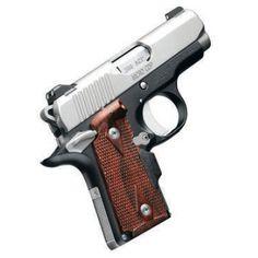 New River Sports Draper, VA 540-980-1133 - Hunting, Boating, & Fishing - Kimber Micro CDP .380 ACP Pistol -  w/ Crimson Trace Laser Grip Call Us - 540-980-1133