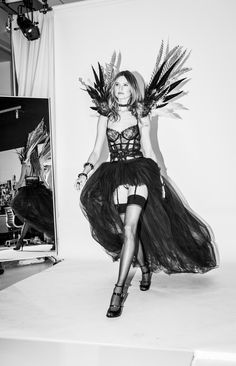 Because we would never make you wait until Dec. to see Behati Prinsloo in wings. http://www.thecoveteur.com/behati-prinsloo-victorias-secret/