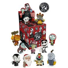 Nightmare Before Christmas - Series 2 Mystery Minis - Single Blind Box