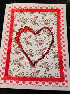DIY Valentine Card 2