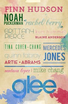 Names of original New Directions