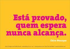Chico Buarque quote