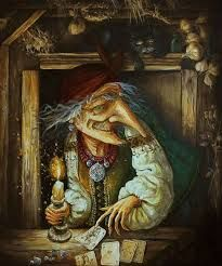 Image Result For Old Paintings Of Witches Witch Painting