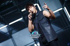 【5月19日放送 MONSTA X「ALL IN」M COUNTDOWNステージフォト】|ニュース|韓流エンタメ情報 Mnet(エムネット)
