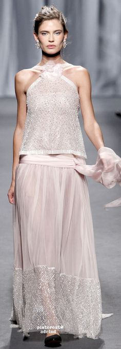 #Chanel Spring 2011 Couture
