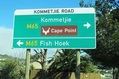 Sign board on Kommetjie road. Best Kept Secret, Our Country, Cape Town, Touring, Places To See, South Africa, The Good Place, Birth, Things To Do