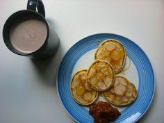 Lemon Pikelets for breakfast