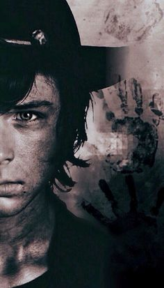 Carl Grimes - The John Connor of the zombie apocalypse. Zombies The Walking Dead, Carl The Walking Dead, The Walk Dead, Walking Dead Tv Series, The Walking Dead 3, Walking Dead Season, Chandler Riggs, Carl Grimes, Dead Inside