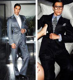 Tom Ford Spring Summer 2012 Lookbook - HommeStyler Mens Style Blog