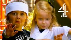The Kids Are Teaching Karate Lessons! | The Secret Life Of 5 Year Olds
