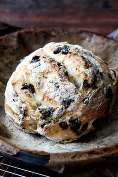Olive Bread | The Be