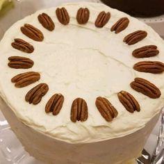 Carrot Cake Recipe Easy - Recipe How To Make Frosting, Best Cake Recipes, Carrot Cake, Raisin, Chocolate Cake, Baking Soda, Carrots, Pineapple, Bolo De Chocolate