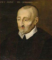 27/12/1585 : Pierre de Ronsard, écrivain et poète français. (° 1er septembre 1524).