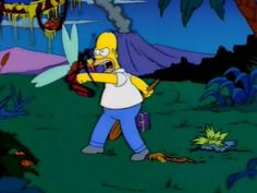 Así estamos con la invasión de bichos.