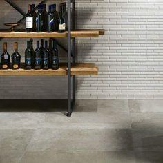 Keramische betonlook tegels, het onderhoudsgemak van keramiek gecombineerd met de trendy look van beton tegels. Top Tegel 04, tegels voor elk budget.