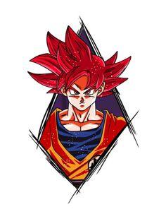 ideas drawing dragon ball z dragonball z Dragon Ball Gt, Dragon Tail, Goku Super, Super Saiyan, Z Tattoo, Manga Tattoo, Ball Drawing, Son Goku, Drawings