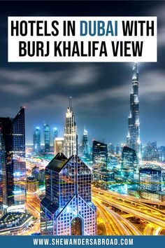 Do you want to make your Dubai trip even more memorable? Book one of these Dubai hotels with Burj Khalifa view for an unforgettable experience! | Dubai travel tips | Dubai hotels | Dubai luxury hotels | Dubai accommodation guide | Where to stay in Dubai | Hotels in Dubai with Burj Khalifa view |Dubai hotel room | Dubai hotel room view with Burj Khalifa | Best view of Burj Khalifa |Burj Khalifa Dubai |Burj Khalifa view from hotel |Dubai travel planning |Dubai things to do | Dubai… Dubai Trip, Dubai Vacation, Dubai Hotel, Dubai Travel, Asia Travel, Best Places In Dubai, Dubai Things To Do, Cool Places To Visit, Travel Ideas