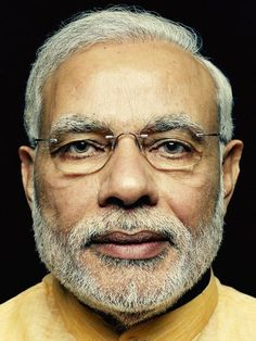 prime minister fo india narendar modi after stresfull day extra high defination -- OPENPICS.