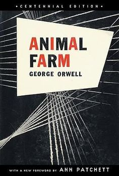 Animal Farm by George Orwell.  Check the Library Catalogue http://10.57.128.4:2000/ais/AccessItLibrary?serviceId=ExternalEvent&brSn=24360&brKey=926415611