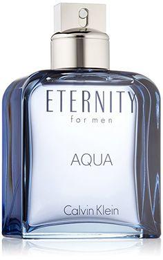 Amazon.com: Calvin Klein ETERNITY for Men AQUA Eau de Toilette, 3.4 fl. oz.: Calvin Klein: Luxury Beauty