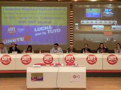 REDACCIÓN SINDICAL MADRID: Congreso Extraordinario SMC UGT Madrid