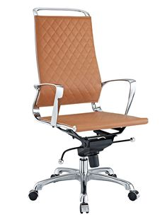 Coco High Back Office Chair Learn more at https://brickellcollection.com/product/coco-high-back-office-chair/