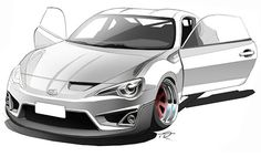 #drawing Learn how to draw cars using our step by step tutorials. Sports cars, classic cars, imaginary cars - we will show you how to draw them like the pros.