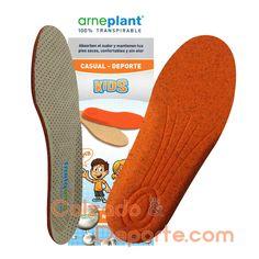 arneplant plantilla unisex calzado olor ergoconfort