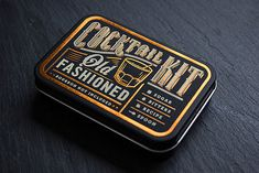 cocktail kit by Cody Petts via mr-cup.com