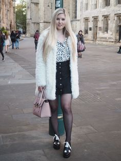 9a97957c2485 What To Do In York - plus what I wore to visit this beautiful historical  city · Animal Print ...