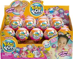 Moose Toys - Pikmi Pops Single Pack - Blind Box - Styles May Vary My Christmas List, Christmas Gifts For Girls, Kids Christmas, Num Noms Toys, Large Lollipops, Little Girl Pageant Dresses, Faith Crafts, Moose Toys, Pop Toys