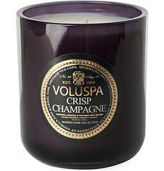 Crisp Champagne 12oz Boxed Classic Maison Candle