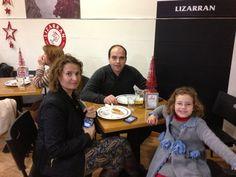 Primera cena del año en LIZARRAN ORIHUELA 3