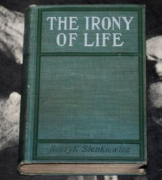 Vintage 1900s Edwardian The Irony Of Life by by blueapplevintage, $35.00