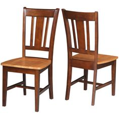 Found it at Wayfair - Malcolm Slat Back Side Chair