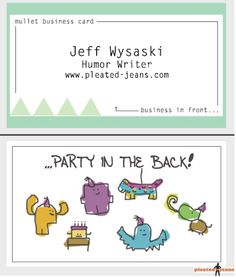 Community Post: 39 Most Tantalizing Business Cards