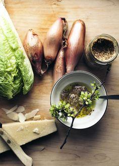 Leikkuulaudalla salaattiainekset - Suvi sur le vif | Lily.fi
