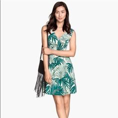 Leaf Dress Bnwt Accepting Offers