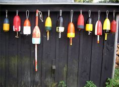 need to find me some buoy's for the backyard!